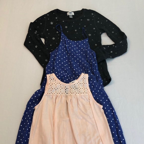 Old Navy Girl's XL 📦 3 Item Lot